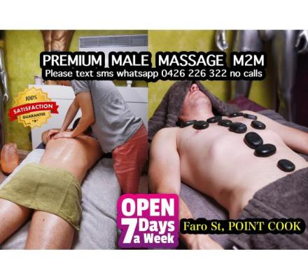 M2M ✅ Male Chinese Masseur ✅ Point Cook