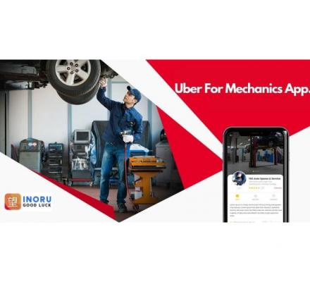 Give your business an upgrade with Uber for Mechanics