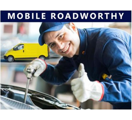 We are one of the best roadworthy certificate providers!