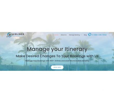Simplify your Air Travel with Manage air linesbooking