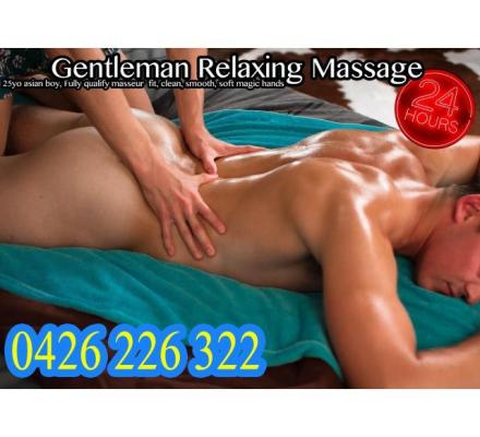 Gay male Therapist ❤️ FULL BODY MASSAGE for MALES ONLY ⭕️ 0426 226 322 ✅ Point Cook