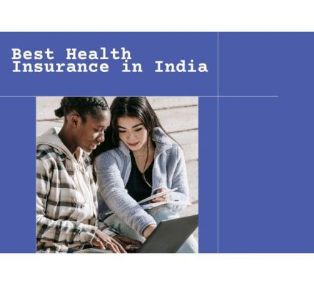 Top 5 Health Insurance In India