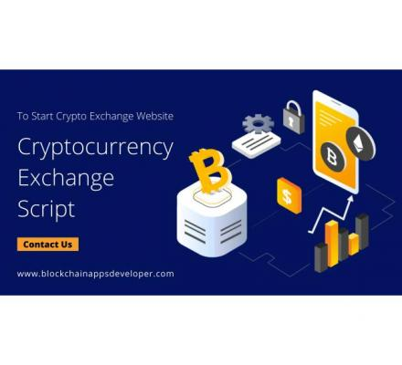 Launch your own Bitcoin Trading Platform With Cryptocurrency Exchange Script