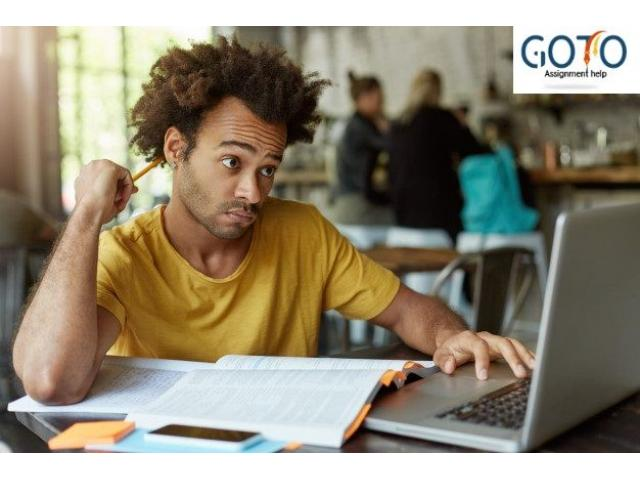 Get GotoAssignmentHelp's do my accounting assignment and increase your marks!
