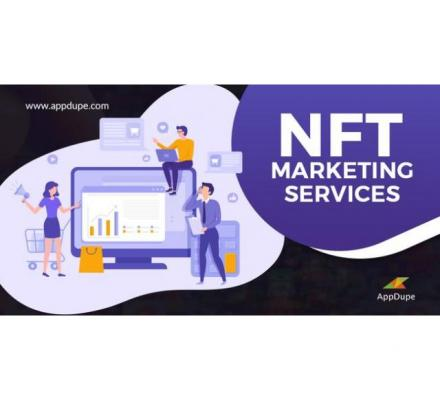 Maximize conversion rates by availing the Best NFT Marketing Solutions