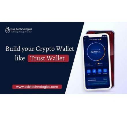 Why build a Cryptocurrency Wallet App like Trust Wallet?