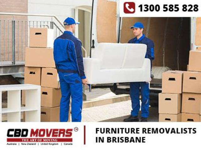 Need To Hire Well Trained and Professional Furniture Removalists in Brisbane