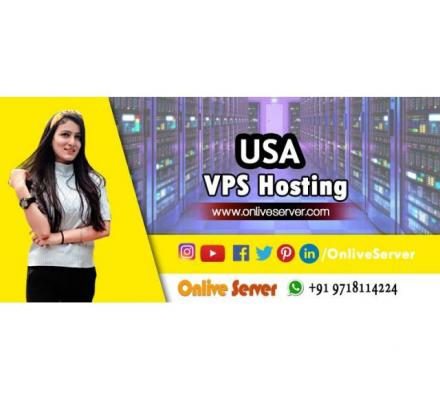 USA VPS Hosting with Best Security and Great Customization
