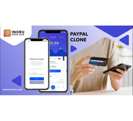 Get your on demanding PayPal clone launched at ease with INORU