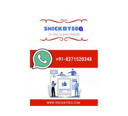 Grow Your Business with the Help of SnickBySEO Digital Marketing Company in Patna