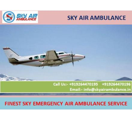 Pick Low-Fare Air Ambulance Service in Pune for Patient Relocation