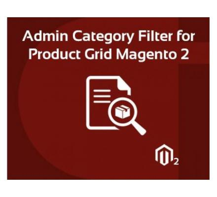 PRODUCT GRID CATEGORY FILTER