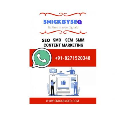 A Trusted Digital Marketing Company in Patna by SNICKBYSEO