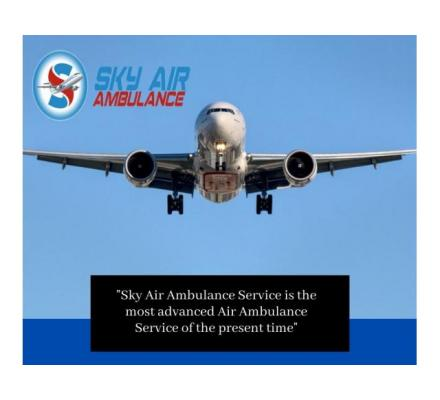 Obtain Air Ambulance from Bhubaneswar with Fully Modern Care