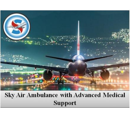 Take Sky Air Ambulance from Bangalore with the Latest Medical Setup