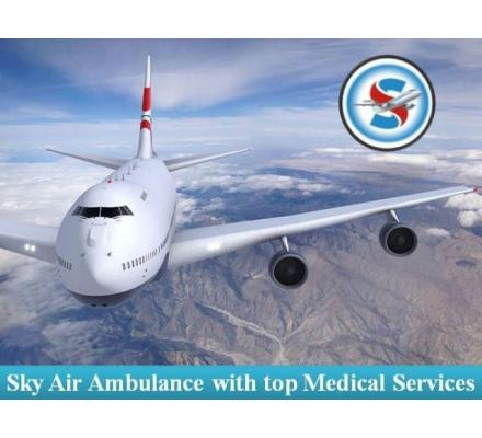 Utilize Air Ambulance from Bhopal with Superb Medical Care