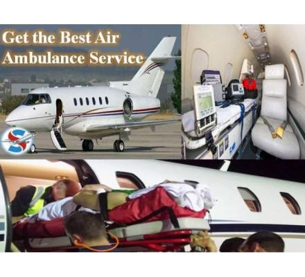 Utilize Air Ambulance from Siliguri at a Normal Charge