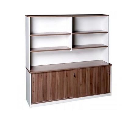 Buy Aspect Credenza and Hutch Package in Australia at Fast Office Furniture
