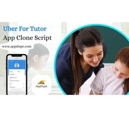 Seize Your Opportunity In The Edtech Industry And Launch An Uber For Tutors App