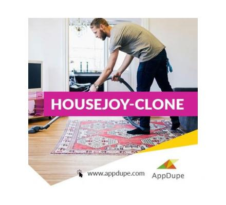 Housejoy Clone - Develop A Robust On-demand Home Services App