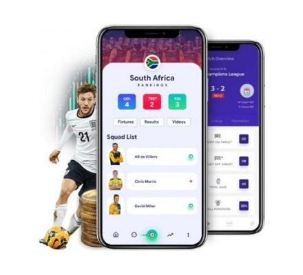 Give A Real-time Stock Trading With Robust Fantasy Sports Stock App