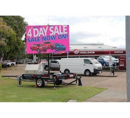 Looking for led sign board in Australia- Impactledscreens