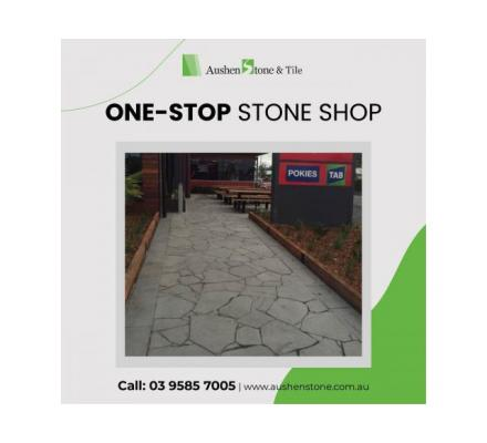 Choose From A Stunning Range Of Natural Stone Pavers In Melbourne