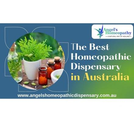 The Best Homeopathic Dispensary in Australia