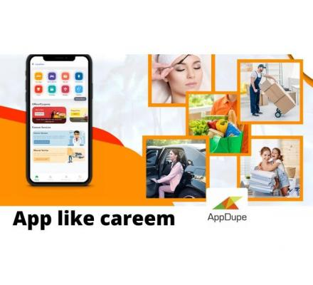Build A Compact Careem Clone App and excel swiftly