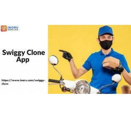 Develop a Swiggy clone app for an easy elevation of your food delivery business