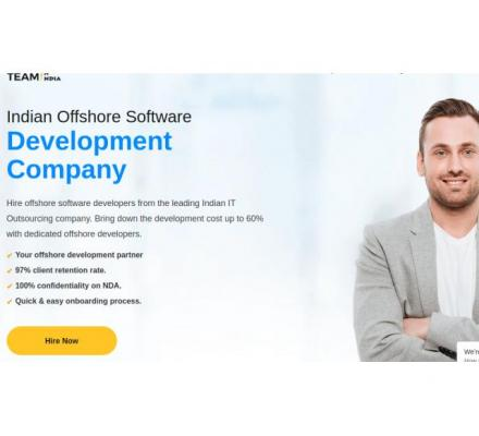 Hire Offshore developers from India