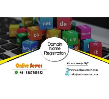 Book A Domain Name Registration Online At Free Of Cost.