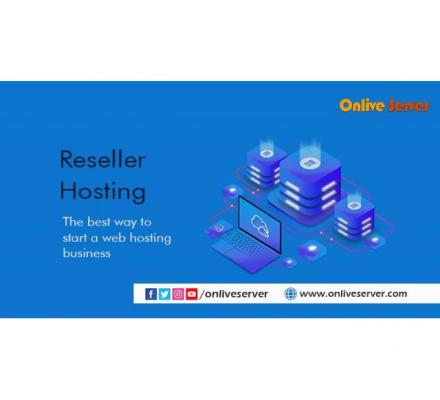 Reseller Hosting With Free WHMCS