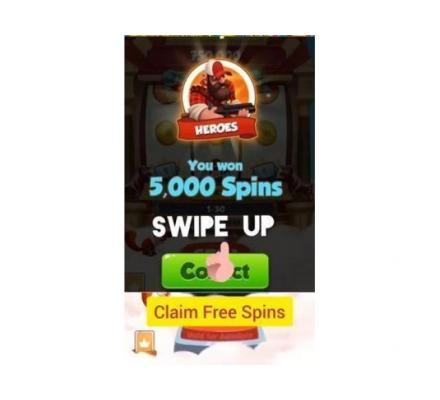 Free Spins Coin Master Links