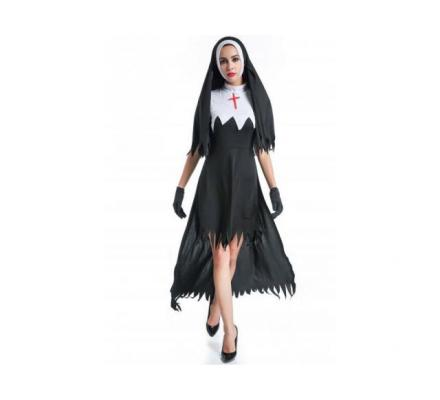 Dreadful nun costume
