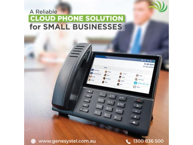 Cloud Phone System for Small Business