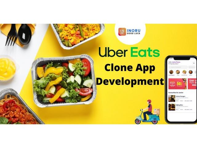 A simple solution with UberEats clone app development for your Food delivery business.