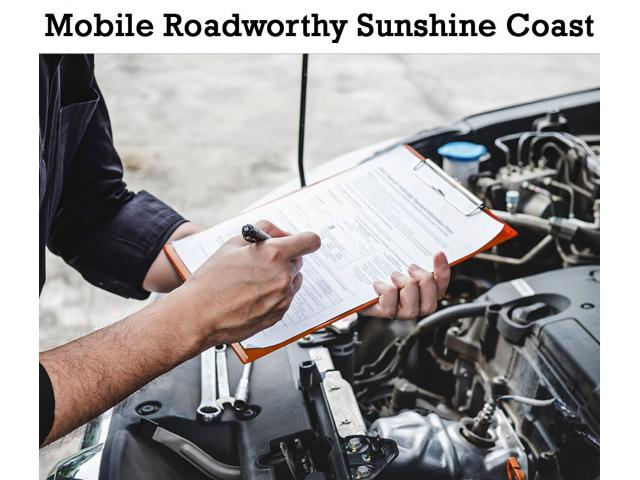 A Mobile Roadworthy Certificate That Is Roadworthy Is Extremely Important!