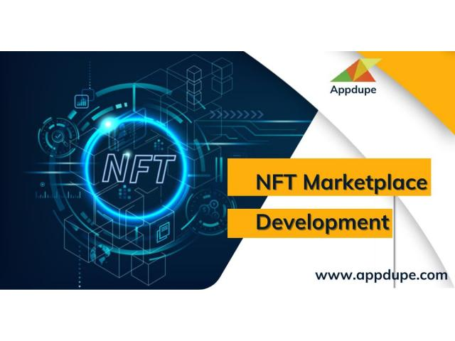 Boost your net worth by developing an NFT platform