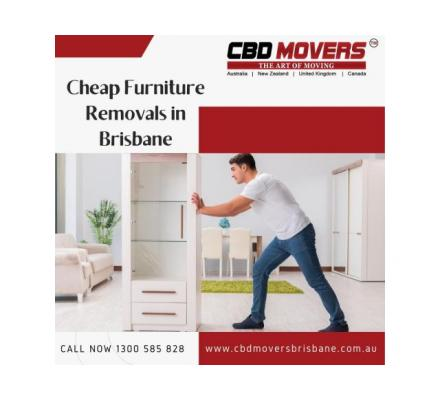 Experience Stress-Free and Cheap Furniture Removals in Brisbane