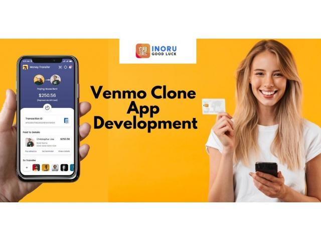 With your secured Venmo clone app, ensure riskless payment transaction