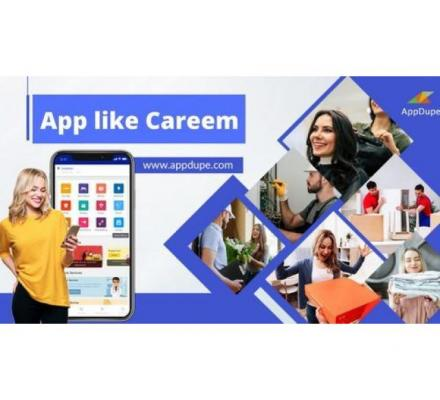Invest On Careem Like App Development To Reap Right Away