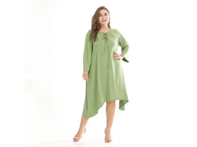 Plus Size Fashion Dress