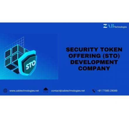 SECURITY TOKEN OFFERING (STO)  DEVELOPMENT COMPANY
