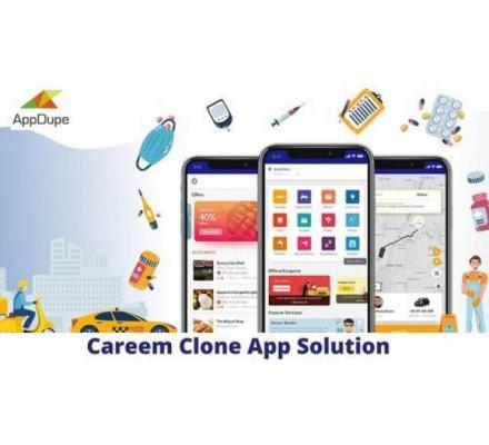 Get Hold Of A Robust Careem Clone Solution To Soar-high