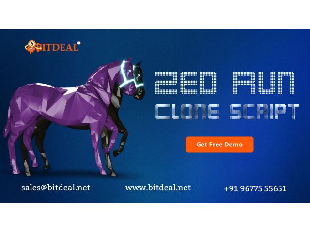 Launch Your own NFT based Digital Horse Racing Game Like Zed Run