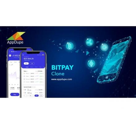 Get the Whitelabel Bitpay Clone Script - Appdupe