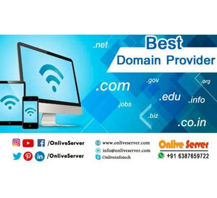 Buy Best Domain Name from Onlive Server