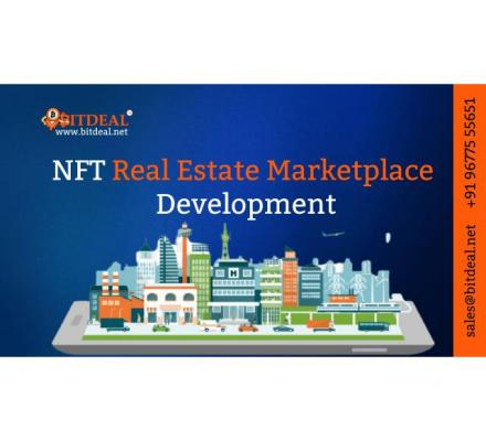 Create Your Own NFT Marketplace for Real Estate   Bitdeal