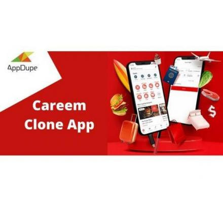 Pick Up The Best Careem Clone Script To Excel Soon